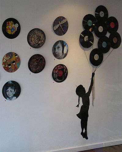 25 DIY Recycled Vinyl Projects -homesthetics (20)