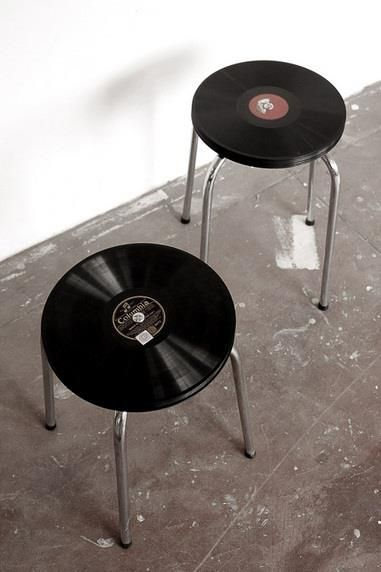 Recycled Vinyl Projects -homesthetics (4)