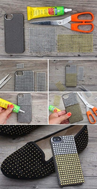 25 DIY Ways To Dress Up Your iPhone Case-homesthetics (22)