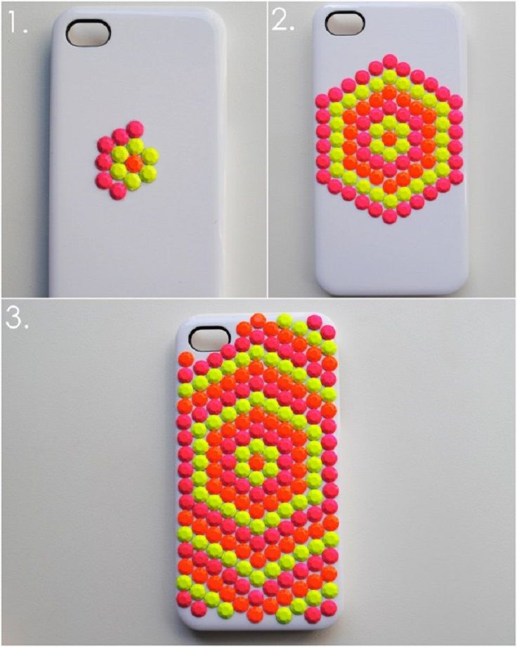 25 DIY Ways To Dress Up Your iPhone Case-homesthetics (24)