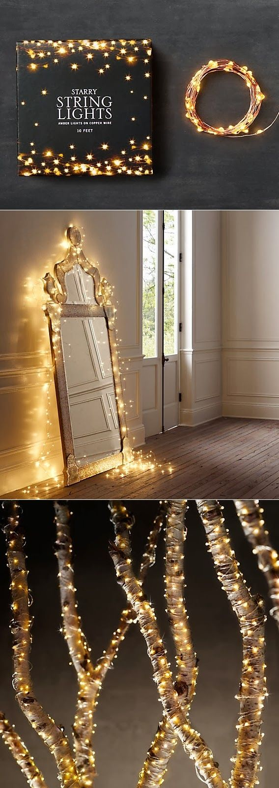 27 Incredible Christmas Lights Decorating Projects-homesthetics (18)