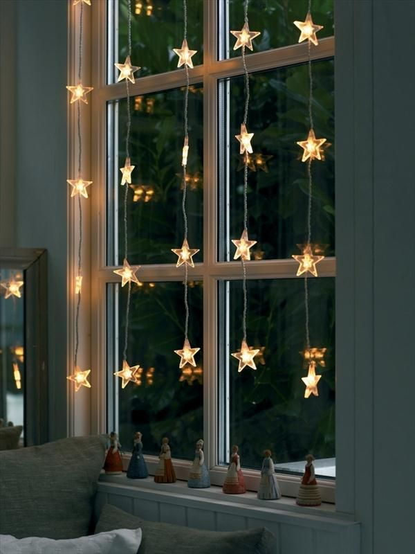 27 incredible christmas lights decorating projects homesthetics 5 - Netted Christmas Lights