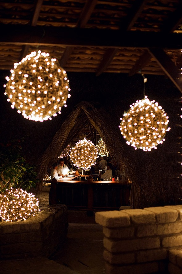 27 incredible christmas lights decorating projects homesthetics 7 - Netted Christmas Lights