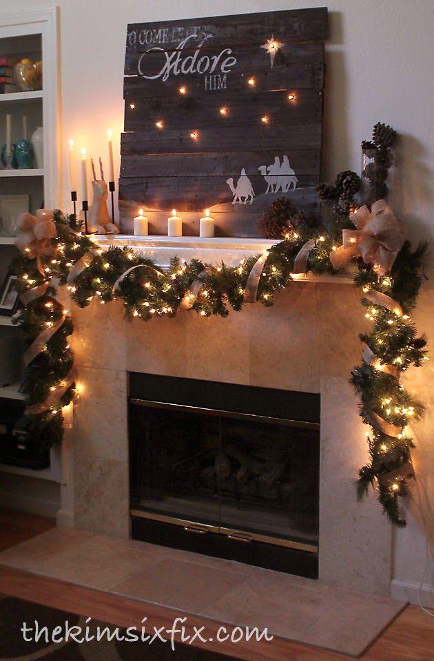 27 Incredible DIY Christmas Lights Decorating Projects-homesthetics (1)