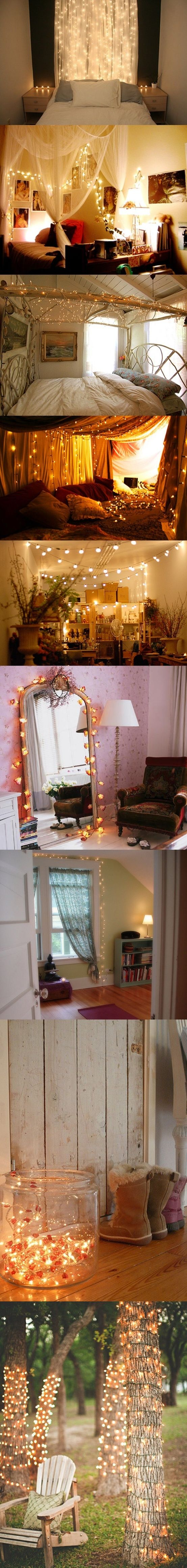 27 Incredible DIY Christmas Lights Decorating Projects-homesthetics (2)