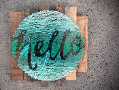 28 DIY Thread and Nails String Art Projects That Will Beautifully Reshape Your Interior Decor homesthetics decor (13)
