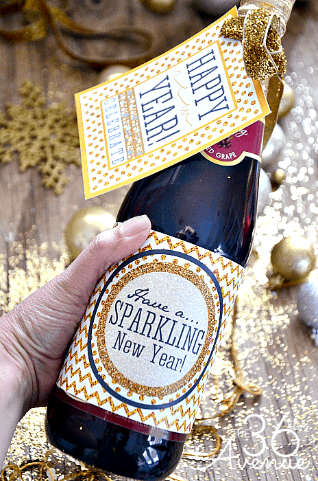 30+ Exceptionally Shiny DIY Glitter Project Ideas For The New Years Eve Party ! (1)