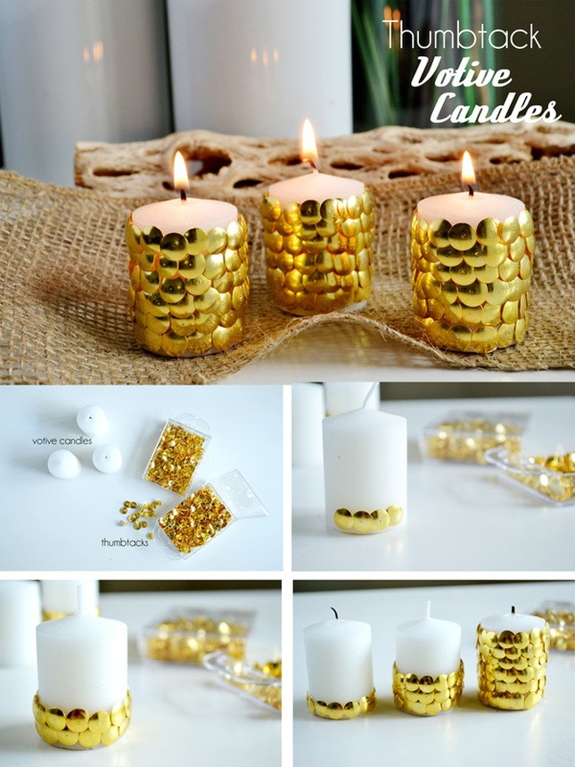 30+ Exceptionally Shiny DIY Glitter Project Ideas For The New Years Eve Party ! homesthetics decor (2)