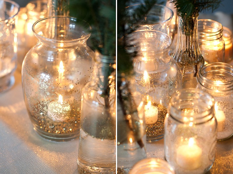 30+ Exceptionally Shiny DIY Glitter Project Ideas For The New Years Eve Party ! homesthetics decor (24)