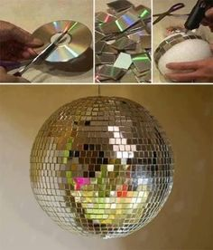30+ Exceptionally Shiny DIY Glitter Project Ideas For The New Years Eve Party ! homesthetics decor (32)