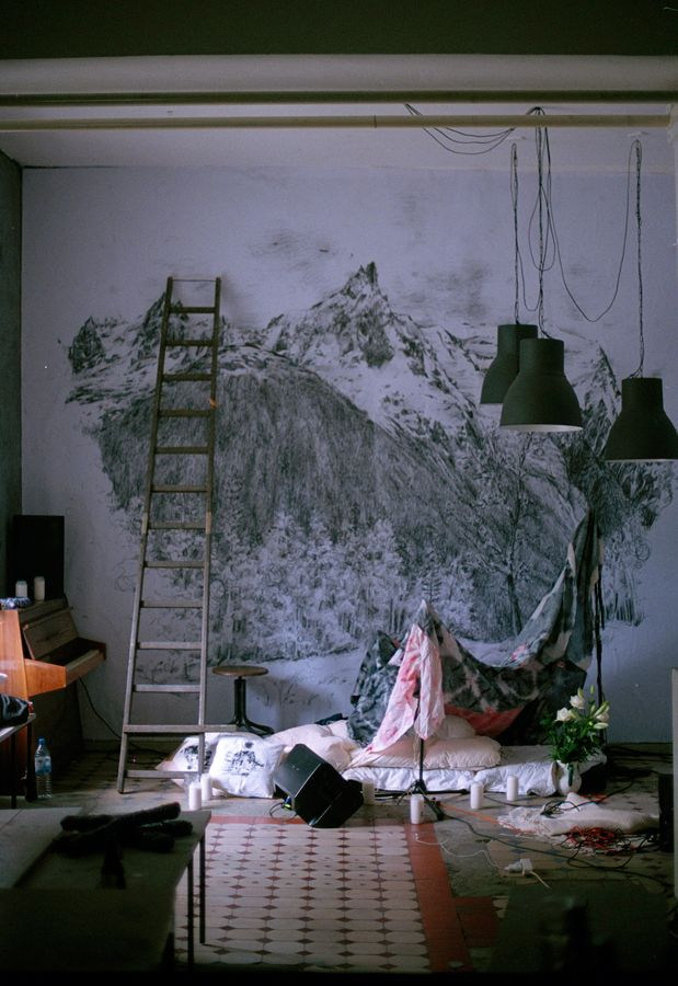 . 40 Of The Most Incredible Wall Murals Designs You Have Ever Seen