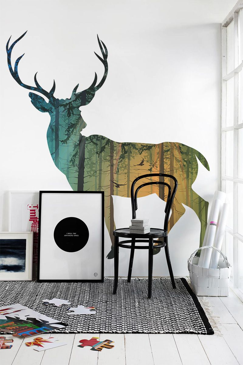30 Of The Most Incredible Wall Murals Designs You Have Ever Seen (24) Part 13