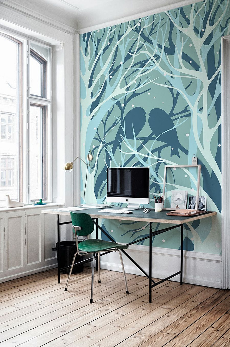 Great 30 Of The Most Incredible Wall Murals Designs You Have Ever Seen (25) Part 18