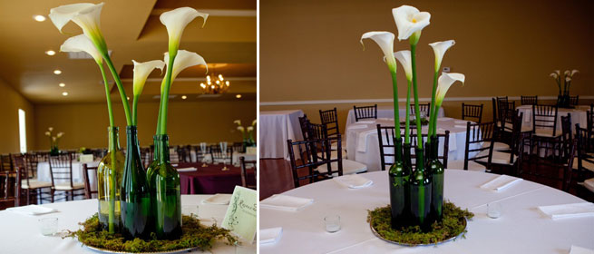 31 Beautiful Wine Bottles Centerpieces For Any Table Hometshetics 6