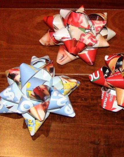 35 DIY Creative Things That Can Be Done With Your Old Magazines_homesthetics (16)