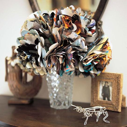35 DIY Creative Things That Can Be Done With Your Old Magazines_homesthetics (19)