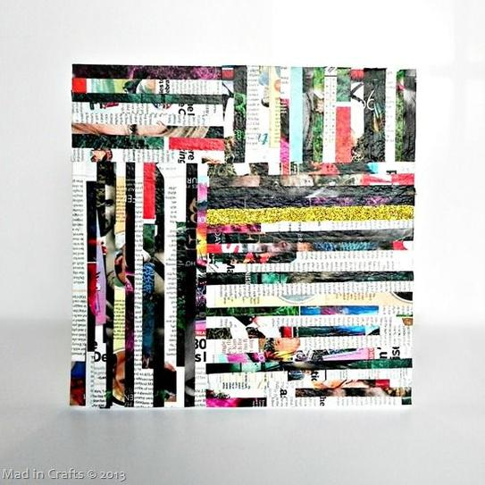 35 DIY Creative Things That Can Be Done With Your Old Magazines_homesthetics (20)
