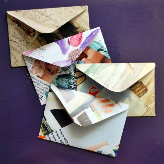 35 DIY Creative Things That Can Be Done With Your Old Magazines_homesthetics (23)