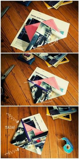 35 DIY Creative Things That Can Be Done With Your Old Magazines_homesthetics (4)