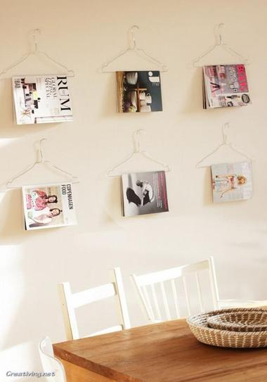 35 DIY Creative Things That Can Be Done With Your Old Magazines_homesthetics (9)