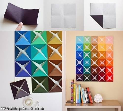 37 Mind Blowingly Beautiful DIY Wall Art Projects That Will Mesmerise Your Guests homesthetics decor (24)