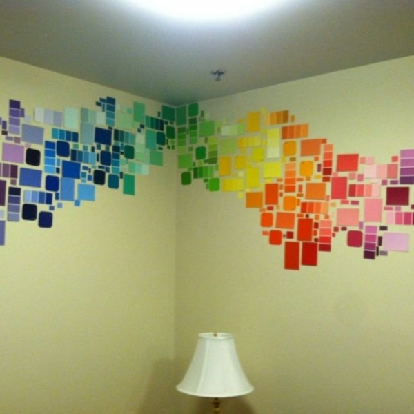 37 Mind Blowingly Beautiful DIY Wall Art Projects That Will Mesmerise Your Guests homesthetics decor (26)
