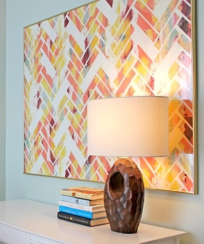 39 Simple and Spectacular DIY Wall Art Projects That Will Beautify Your Home homesthetics decor (13)