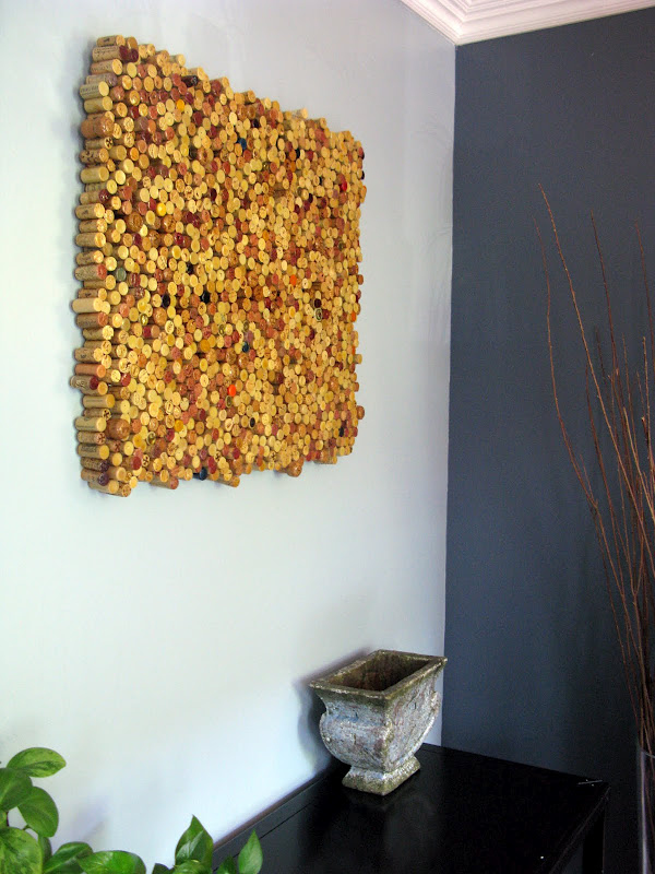 39 Simple and Spectacular DIY Wall Art Projects That Will Beautify ...