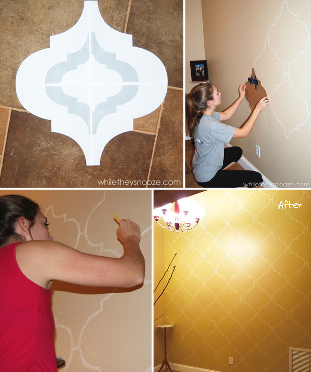 39 Simple and Spectacular DIY Wall Art Projects That Will Beautify Your Home homesthetics decor (25)