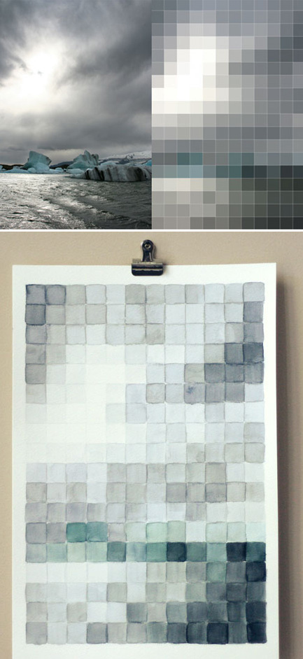 39 Simple and Spectacular DIY Wall Art Projects That Will Beautify Your Home homesthetics decor (34)