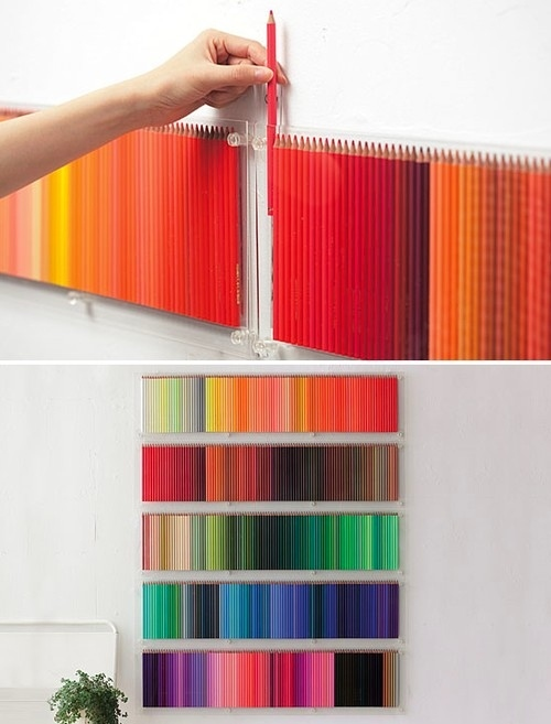39 Simple and Spectacular DIY Wall Art Projects That Will Beautify Your Home homesthetics decor (41)