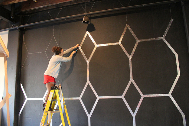 39 Simple and Spectacular DIY Wall Art Projects That Will Beautify Your Home homesthetics decor (5)