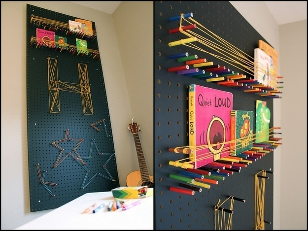 39 Simple and Spectacular DIY Wall Art Projects That Will Beautify Your Home homesthetics decor (8)