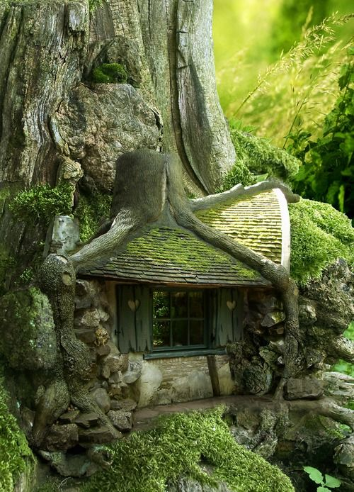 40 Storybook  Cottages Stolen From Fairytales (19)