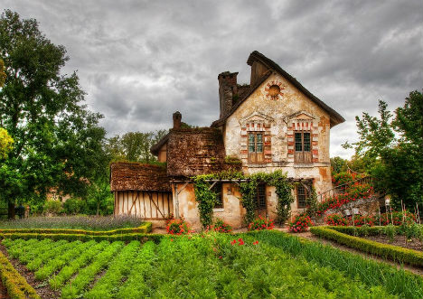 40 Storybook  Cottages Stolen From Fairytales (33)