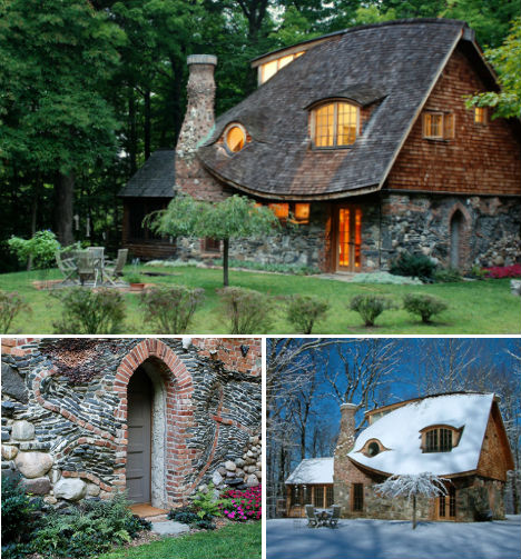 30 Storybook Small Cottages Stolen From Fairy Tales