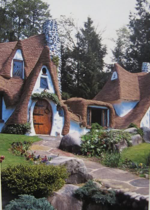 40 Storybook Small Cottages Stolen From Fairytales (26)