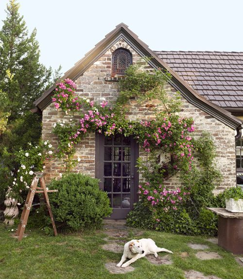 40 Storybook Cottages Stolen From Fairytales (30)