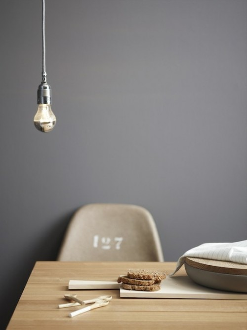 Beautiful vintage electic lamps composed out of lightbulbs homesthetics (1)