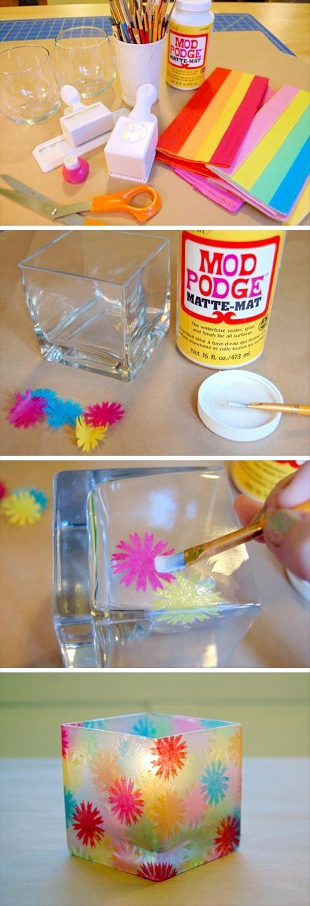 DIY Craft Ideas-hometshetics (2)