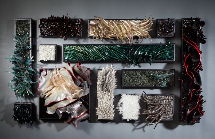Exceptional Glassblowing Sculptural Art by Shayna Leib homesthetics (10)