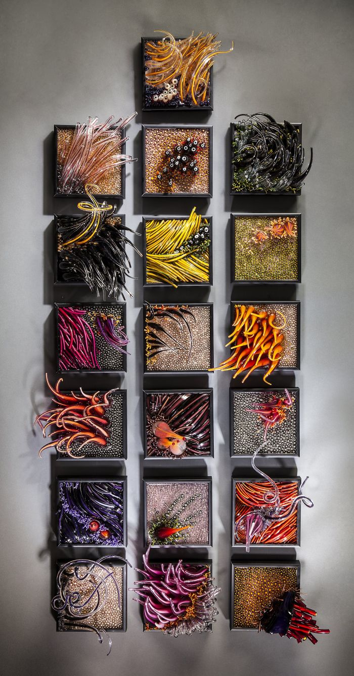 Exceptional Glassblowing Sculptural Art by Shayna Leib homesthetics (7)