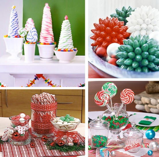 How To Perfect Your Christmas Table Decorations  CnNzLTAtNUIyZmRh: Colorful Christmas Centerpieces Ideas Perfect For Your Table
