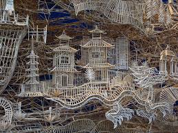 The Art of Scott Weaver-One Man, 100,000 Toothpicks, 35 Years-homesthetics (2)