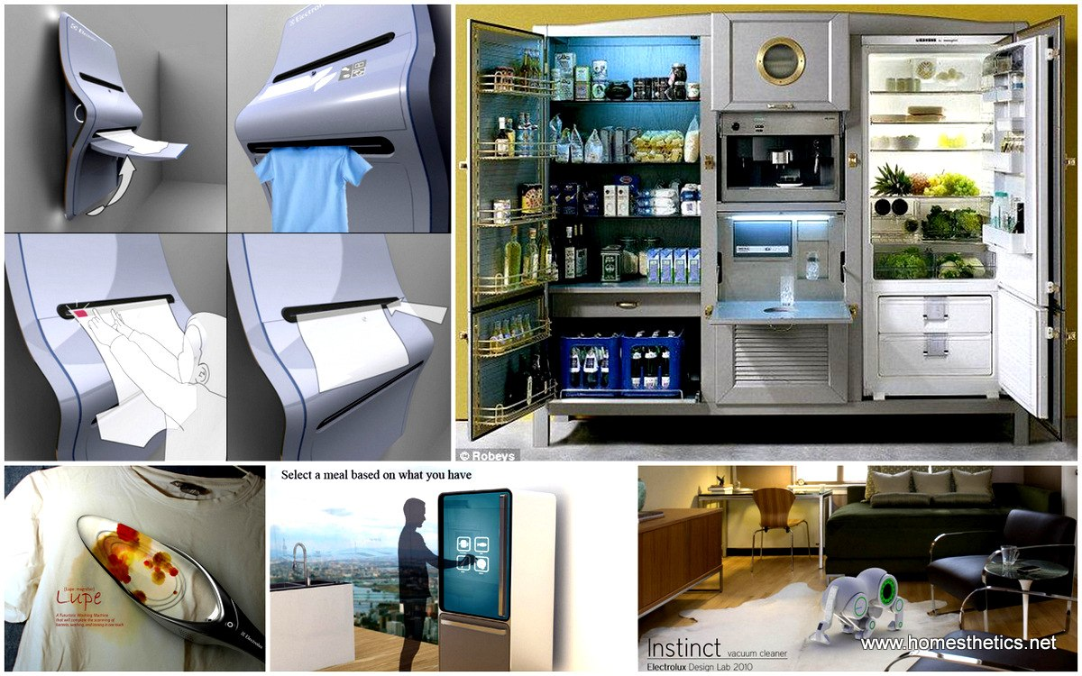 Top 27 Future Concepts And Gadgets For The Home Of 2050