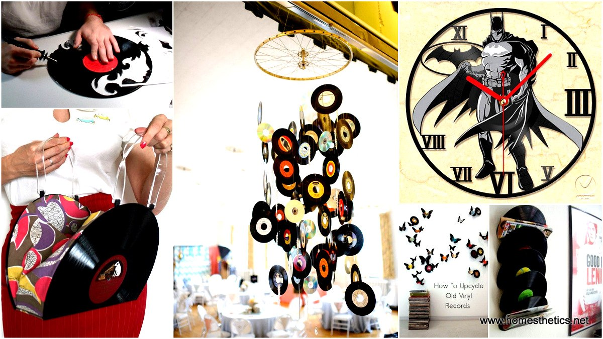 diy vinil projects