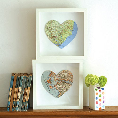 Maps Decorations For Your Home That Will Make You Travel Some More