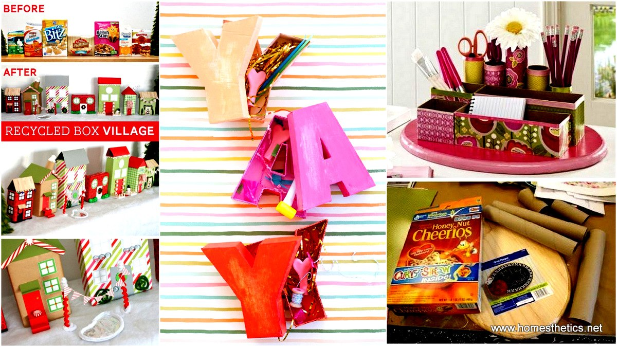 25 diy cereal box projects you can start anytime for Cool things to make out of a shoe box