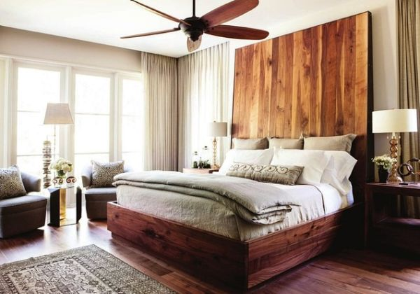 Wooden TALL HEADBOARDS