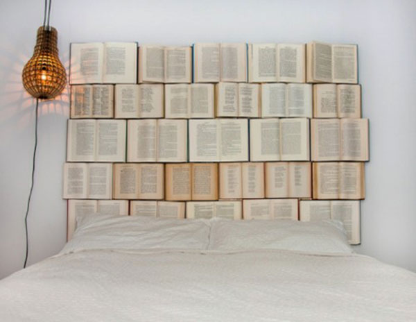 book diy headboard design